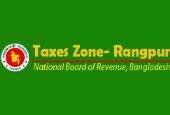 Taxes Zone, Rangpur